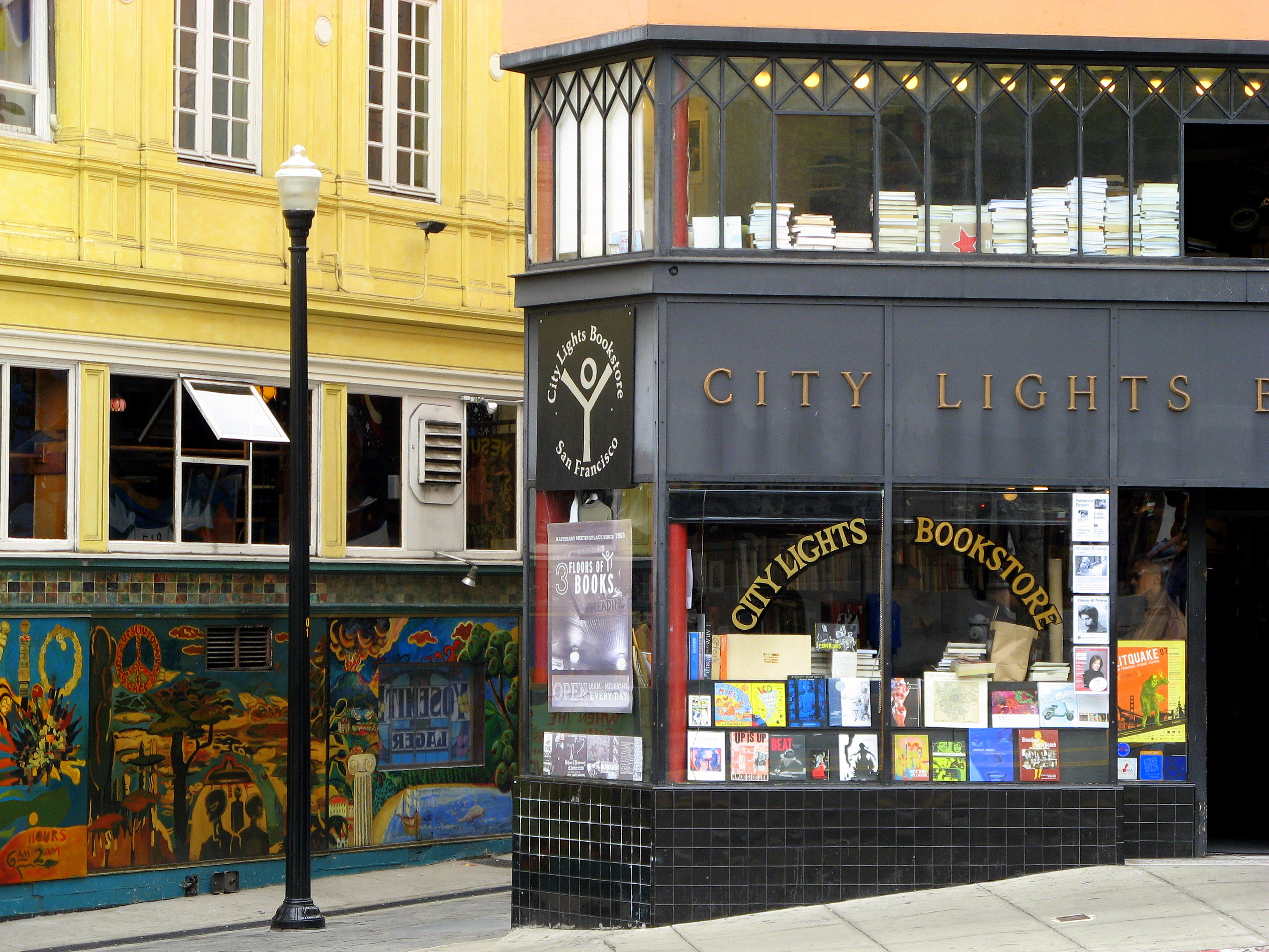 City lights bookstore san francisco who owns the past cultural heritage in the digital age