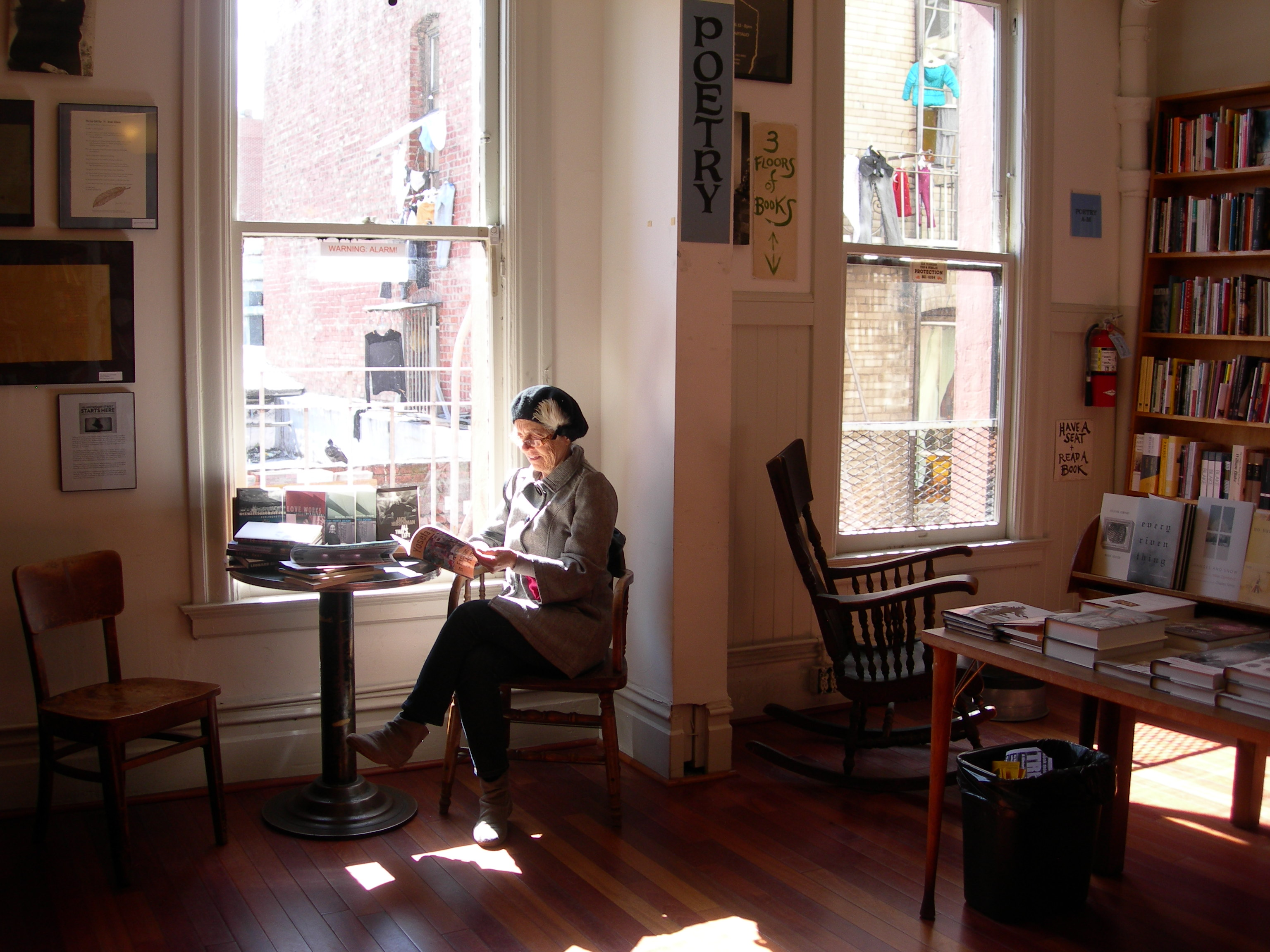 City Lights Bookstore Women of the Beat Movement