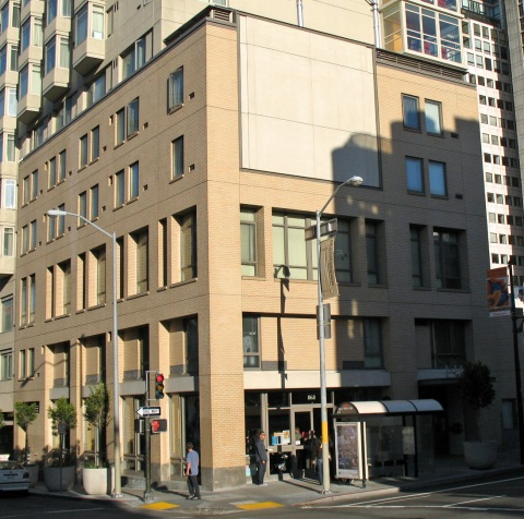 International Hotel, 848 Kearny St, San Francisco